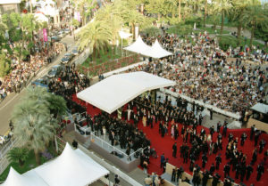 Cannes premiere-from-above