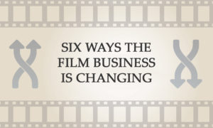 The Changing Film Business